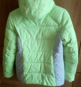 Продаю зимнюю куртку за 1000, в хорошем состояни.