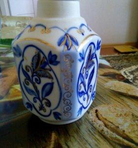Чайница Кисловодский фарфор
