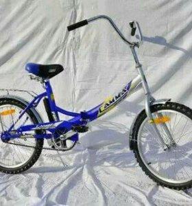 Велосипед Гамма(13000)+противоугонка(2000)