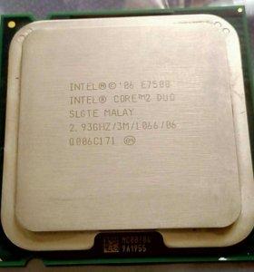 Процессор Intel Core2Duo E7500