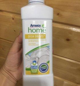 Моющее средство от amway dish drops