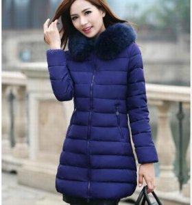 Новая куртка осень-весна р-р 40-42