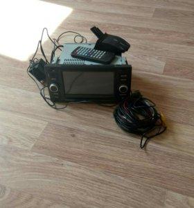 Аудио магнитола форд фокус 2