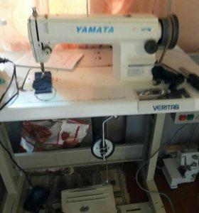 Промышленная швейная машина ямата