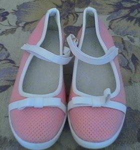 Туфли.31 размер новые
