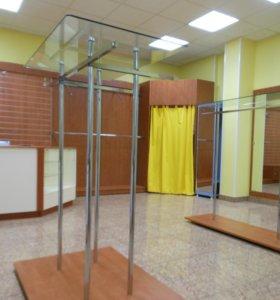 Оборудование для продажи одежды и аксессуаров