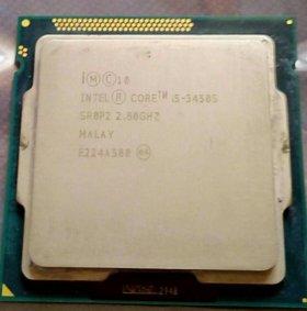 Процессор Intel Core i5 3450s
