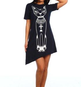 Платье туника новая размеры 48,50,52,54