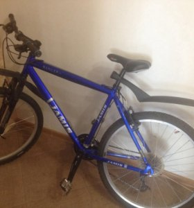 Велосипед jamis ranger sx
