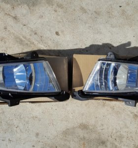 Противотуманные фары, для Hyundai Elantra IV (HD)