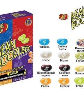 Конфеты Bean Boozled (Бин бузлд) со странными вкусами