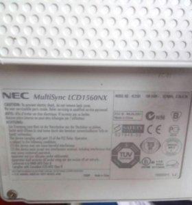 Системник ASUS с монитором NEC