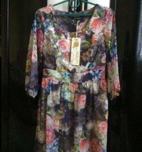 Новое платье р-р 42