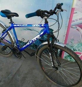 Велосипед Black One.