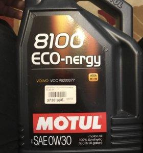 Motul 8100 ECO-nergy SAE 0w30