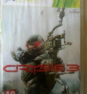 Игра на X-BOX360 Crysis 3