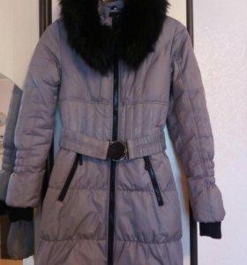 Куртка зимняя женская (пуховик)