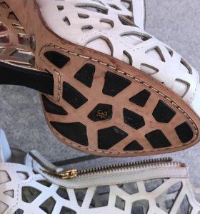 Ботильоны United Nude босоножки туфли