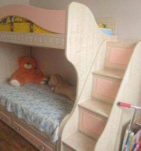 Кровать 2-хяр.