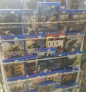 Игры РS3;PS4;X-Box360