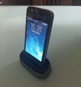 iPhone 4 на 8гб