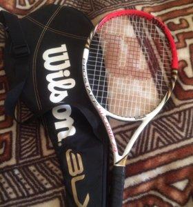 Сумка для большого тенниса
