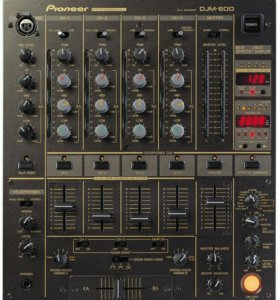 Пульт Pioneer djm 600