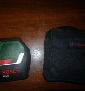 Нивелир Bosch pll2