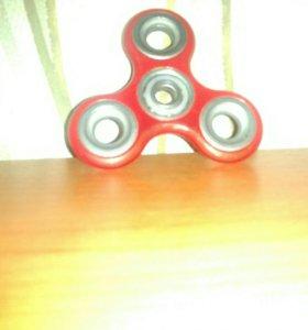 Red Fidget Spinner