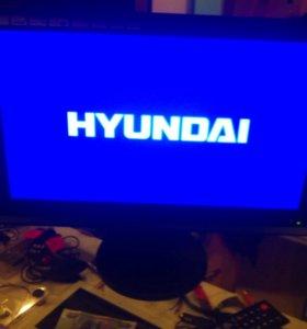 Телевизор HYUNDAI 19V6