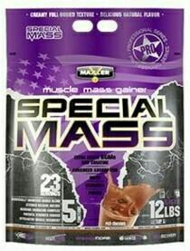 MXL. Special Mass Gainer 12 lb - Vanilla IceCream