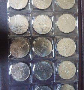 Монеты города и столицы государств