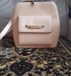 Сумочка рюкзак