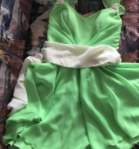 Красивое  платье на НГ