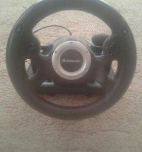 Игравой руль на ПК