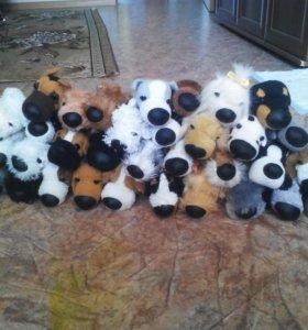 Игрушечные собачки из Dog collection
