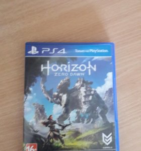 Horizon zero dawn.ps4