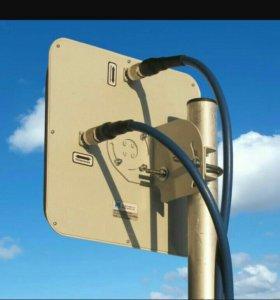 Антенны  3g/4g Lte интернета