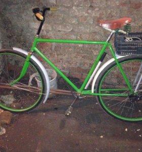 Велосипед (Аист 70-г.)