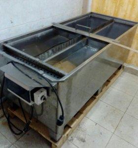 Ванна для аквапринта с регулятором.
