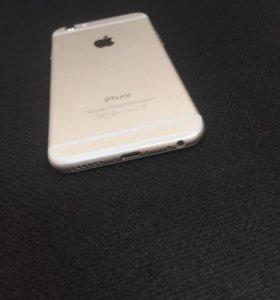 Айфон 6 16 гектар серебро