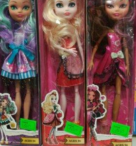 Куклы афтер хай