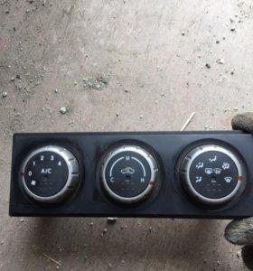 Блок управление печкой Nissan Almera Classic