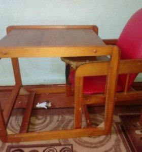 Стол трансформер