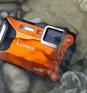 Panasonic Lumix DMC - FT5
