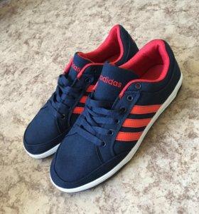 Кроссовки кеды Adidas 40 41 42