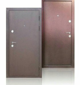 Дверь входная Толстяк 10 см.мет.мет