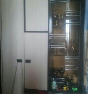Шкаф с баром 2 шт.