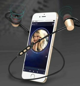 Наушники Bluetooth.