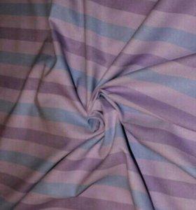 Слинг шарф Гусленок новый 4,7 м